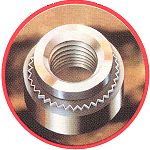 Self-Clinching Steel & Stainless Steel Fasteners